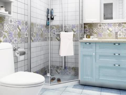 卫生间装修别忽视马桶上方,这6个小设计,让收纳空间变大一倍!