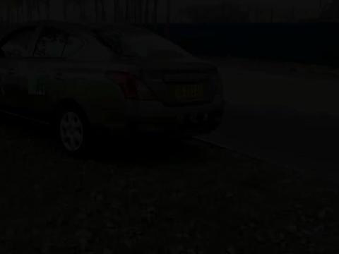车辆上马路沿儿极易伤害轮胎及悬挂系统,应该这样操作。