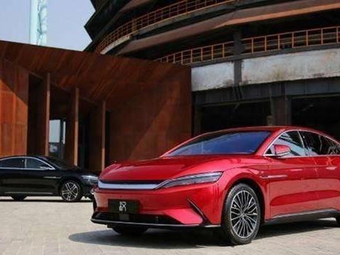 关注度很高的新能源车,朝代命名的比亚迪汉EV,实力不容忽视