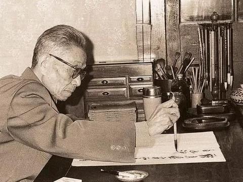 他是20世纪最全能书法家,再给他5年时间,可以追上秦汉