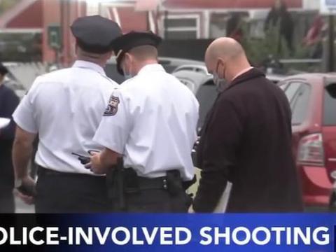 非裔男子被连射10次死亡,美国又爆发骚乱,多名警察被抬进医院