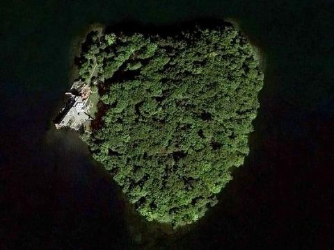 纽约爱心岛1亿出售,送世界知名大豪宅,布拉德皮特曾动心