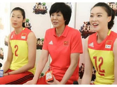 郎平为何会选惠若琪和朱婷当队长?两个人的共同点打动了教练