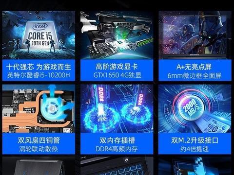机械师T58-V游戏本预售;国内手机市场Q3销量vivo第二