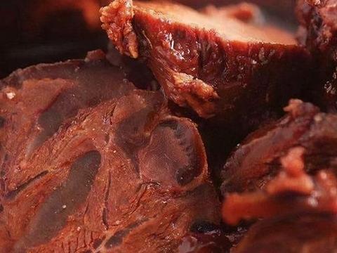 秘制卤牛肉:自制的美味健康又营养,适合一天三顿饭!