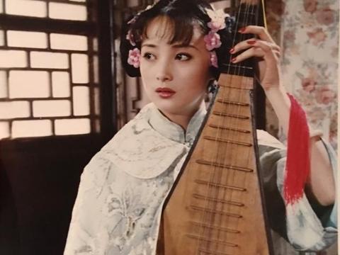 蒋勤勤21年前的古装造型,终于理解为什么她被称为古装第一美人