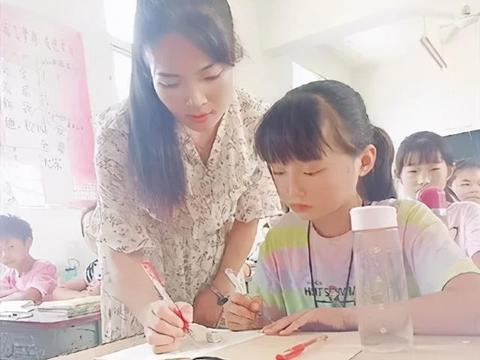 唐河最美教师陈丽丽:背井离乡 扎根乡村教育事业