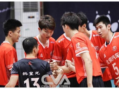 卫冕冠军江苏男排2-3爆冷出局,黑马浙江队强势晋级约战北京队