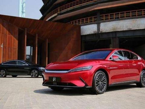比亚迪汉EV,自主品牌新能源车的又一力作,到底值不值得入手?