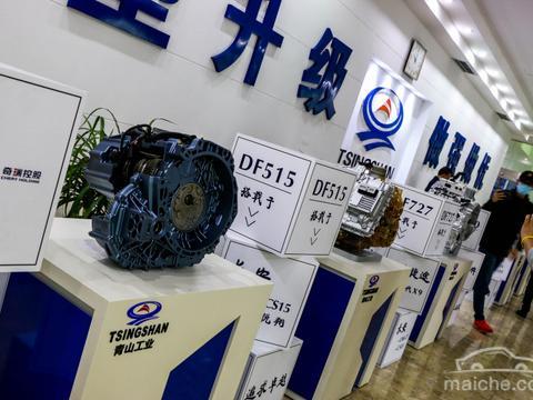 探秘青山工业 捷途X90诠释自主变速箱实力