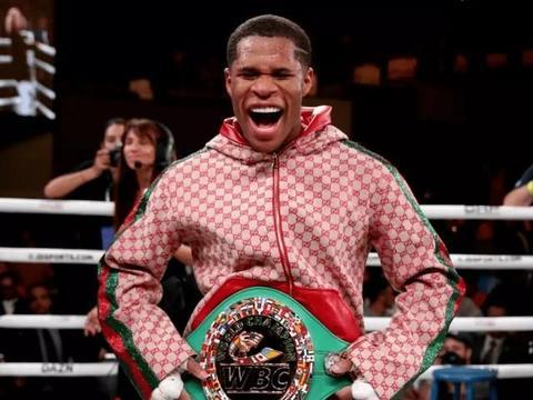 梅威瑟又出一高徒!20岁就成为世界拳王!