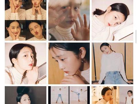 孙莉黄磊晒女儿近照,多多另一面性格被揭露,女性的美不该被固化