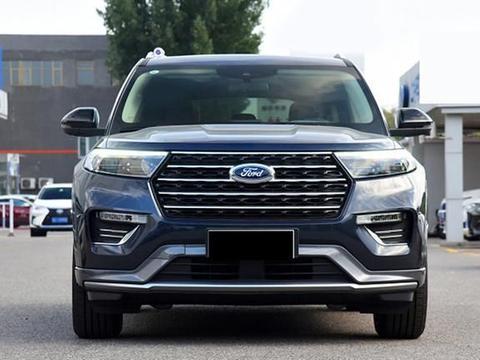 气势不输奥迪Q7,车长超5米的美系SUV,30万出头还买奥迪Q5L?