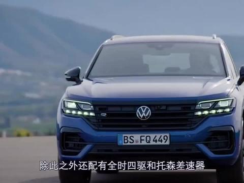 2021款大众途锐来了!比奔驰大G还亮眼,V6配四驱还买啥宝马X5