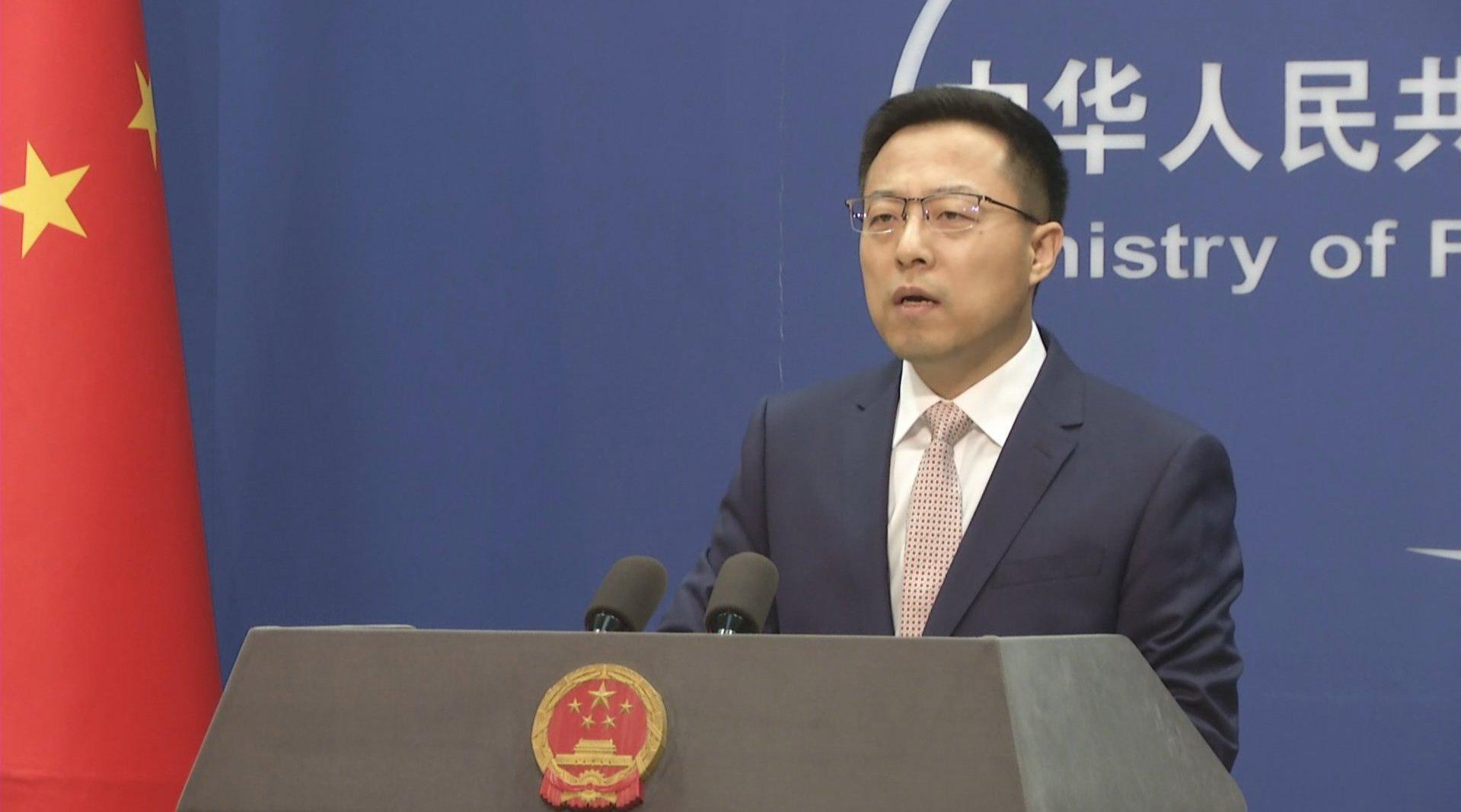 外交部宣布对等反制 6家驻华美媒须申报人事及财务纪录