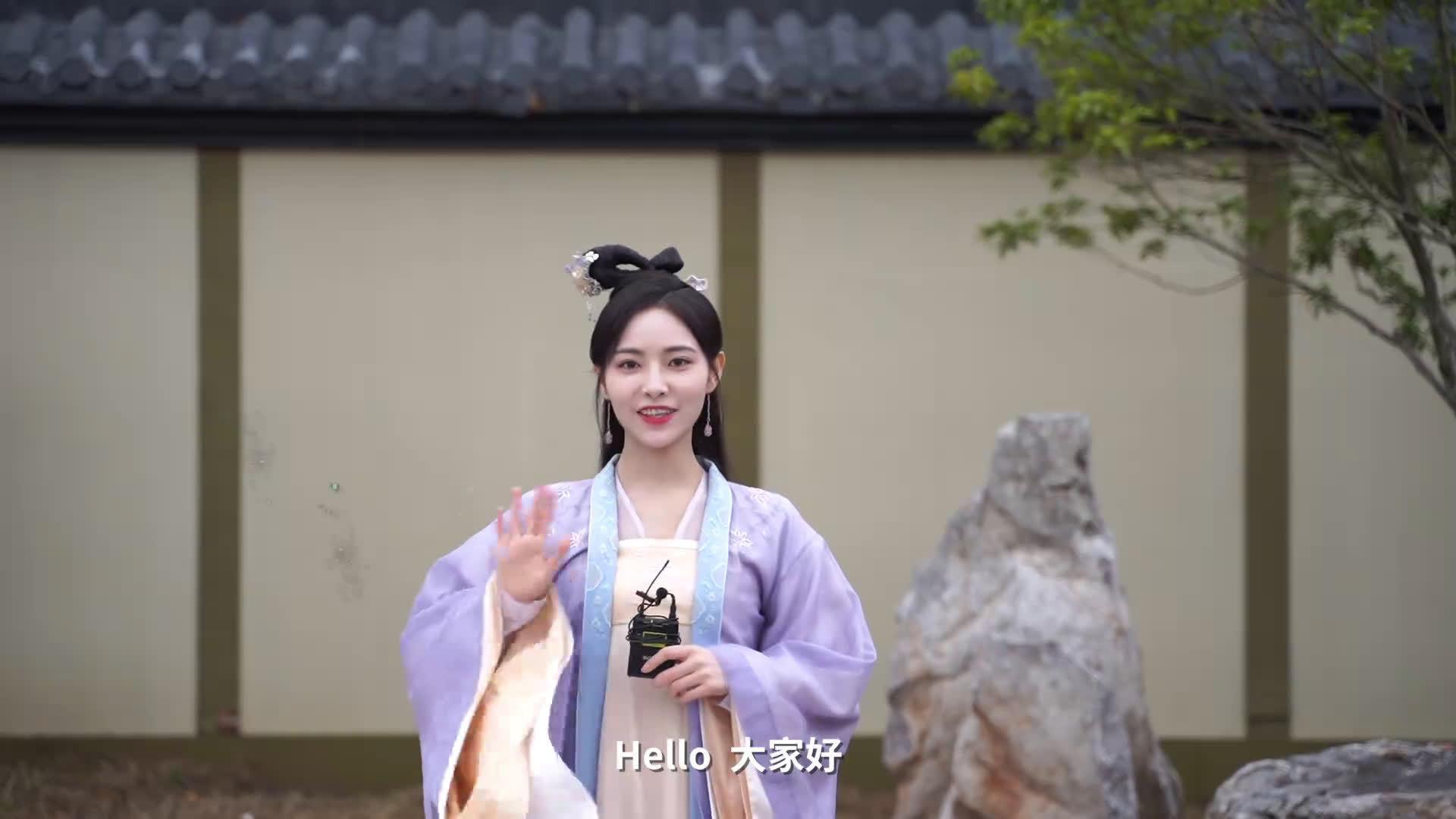 许佳琪傅宣特辑:大家闺秀一开始听从父母安排……