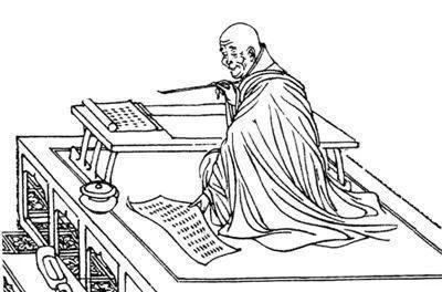 唐太宗横刀夺爱抢王羲之墨宝,导致墨宝失传