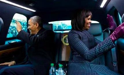 """为什么在奥巴马""""下岗""""后,他以前使用的专车会被扔入大海?"""