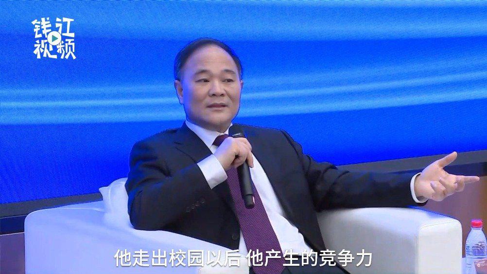 李书福谈民办本科教育:应从规模扩张向内涵建设转变