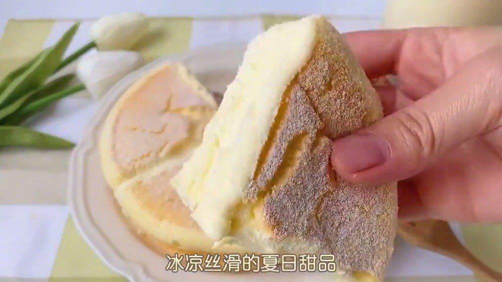 日式冰乳酪蛋糕做法