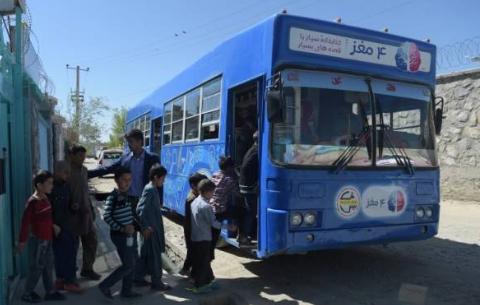 阿富汗女孩剑桥毕业回乡办巴士图书馆,只盼助更多儿童能识字