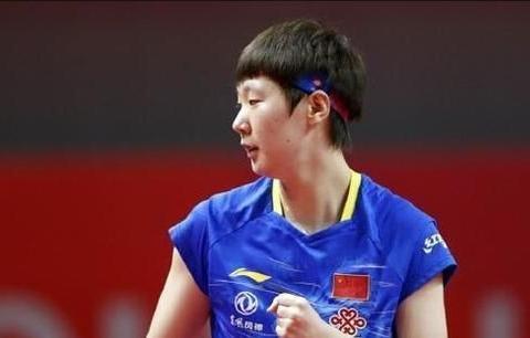 东京奥运模拟赛女单半决赛,陈梦双冠梦想破灭