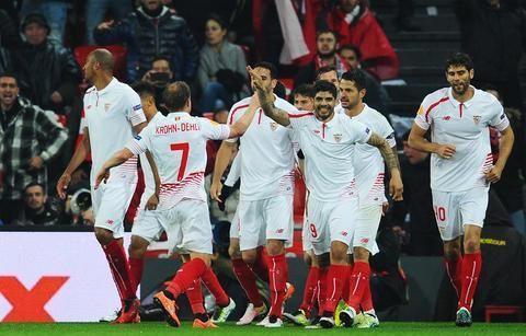 塞维利亚vs雷恩,主队防守稳如磐石,客队锋线不擅长把握机会