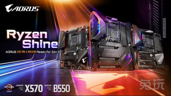 技嘉新一代AMD 500系列主板BIOS 高效发挥AMD RyzenTM 5000系列处理器优势