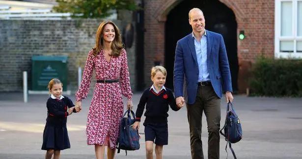 威廉王子夫妇年薪16.6万招新管家:要能保守秘密