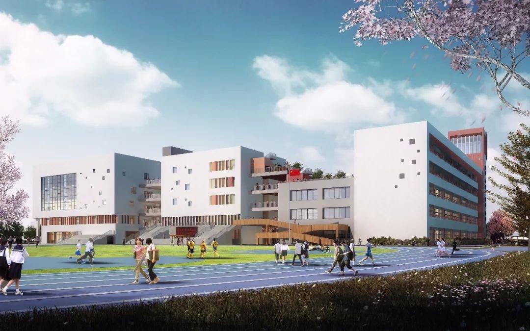井喷!这些学校将落户高铁新城,哪些楼盘将受益?