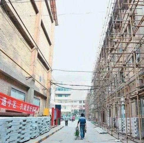 邓州市2020年城镇老旧小区改造配套设施建设项目备案通过!