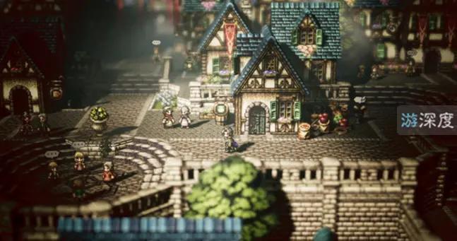Steam周三特惠丨《八方旅人》再次平史低价,半价起卖