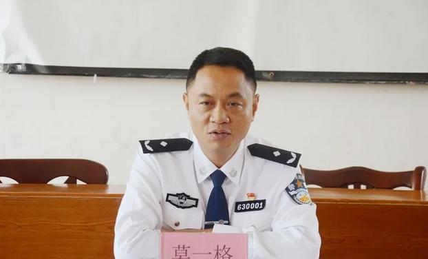 全国特级优秀人民警察莫一格 履新副市长图片