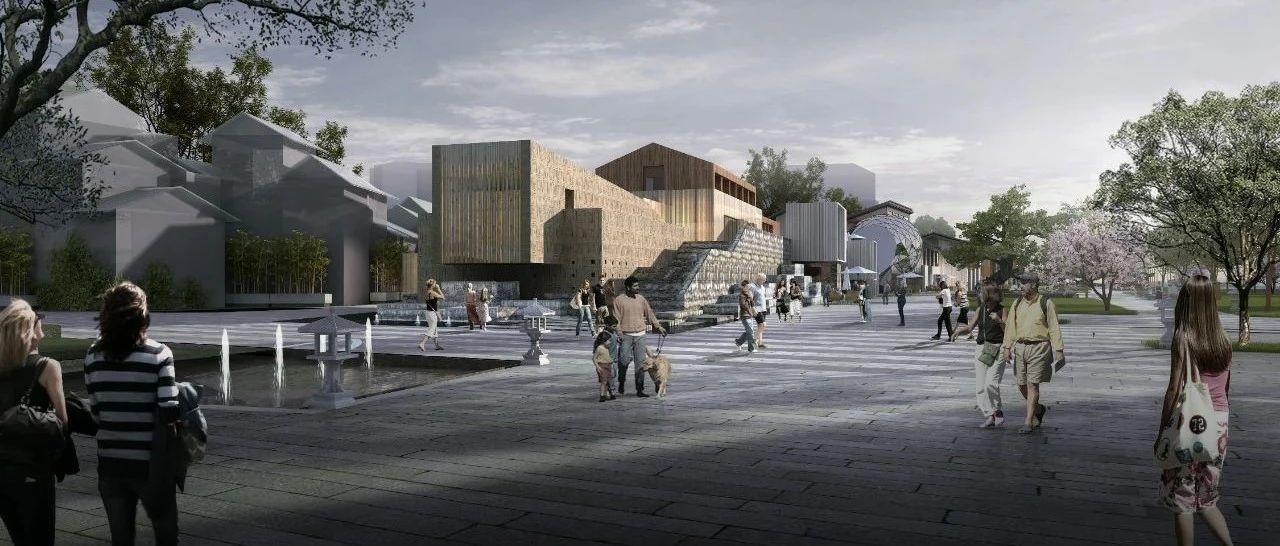 市区望江路和朔门街有变化!将打造一条下穿隧道,新建博物馆……