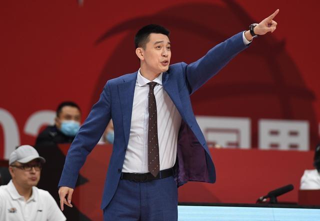 CBA 辽宁队五连胜后 主帅杨鸣强调保持专注