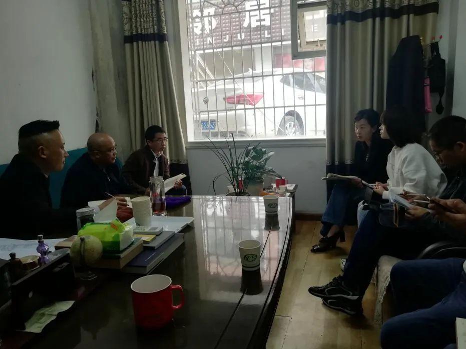 市文体广电旅游局局长刘五星到碧江区调研