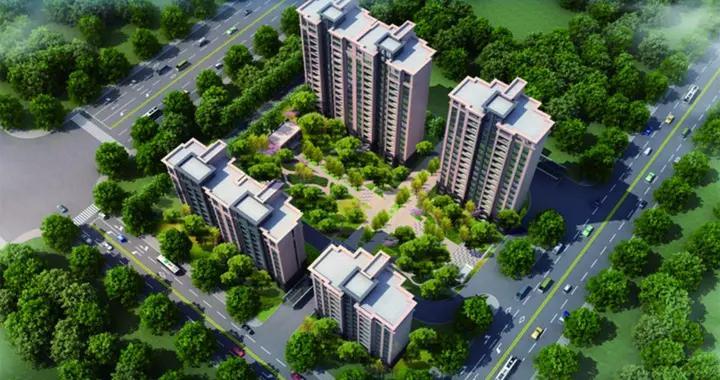 快看!凤凰城二期项目建设工程规划批前公示啦