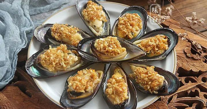霜降后,这海鲜超肥美,简单烤一烤,招待客人倍有面子,太香了