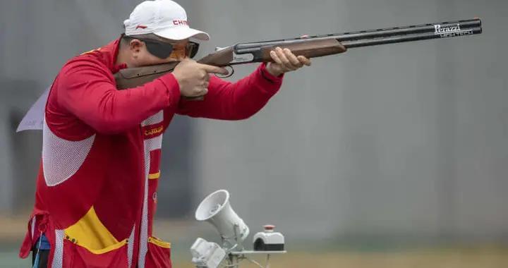 全国射击锦标赛刘杰获男子飞碟多向个人赛冠军