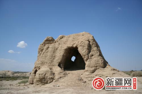 唐轮台城:守望丝路百年繁华