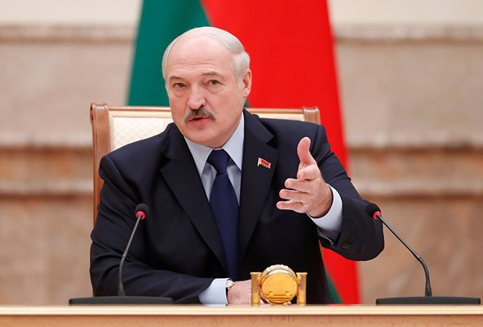 白俄罗斯总统卢卡申科:工厂罢工活动核心人员得到