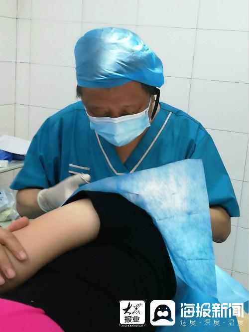 """微视《每周医课》:手脚掌长""""痣""""别忽视,它可能变成恶性黑色素瘤"""