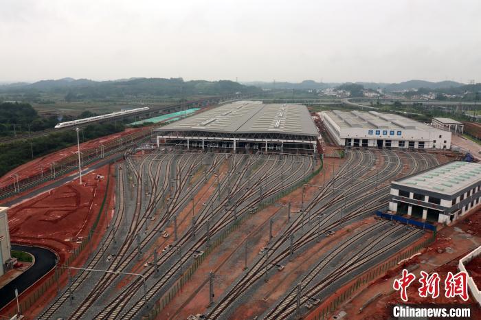 《【杏耀在线登录注册】南宁地铁4号线开通在即 将穿越广西自贸区南宁片区》