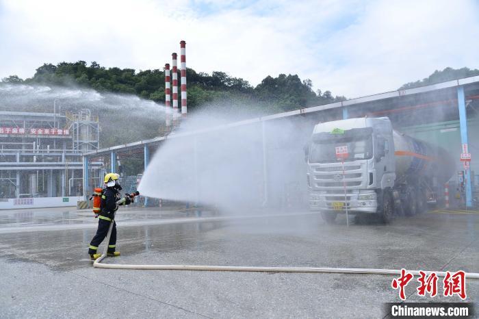 大量液化石油气泄漏?!广州开展特种设备安全事故应急演练