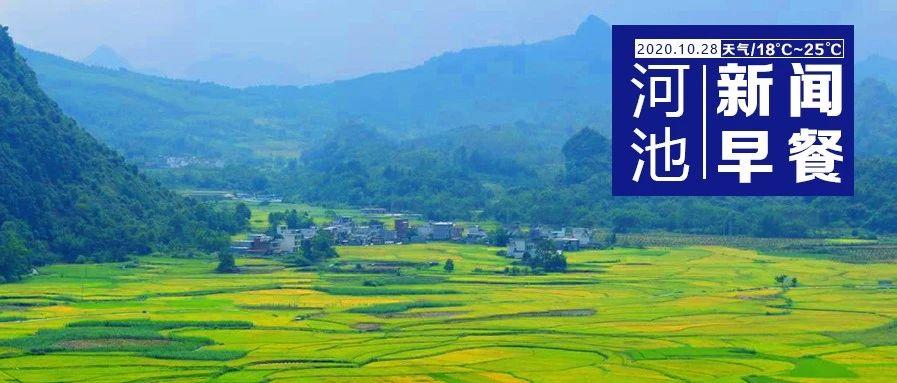 河池新闻早餐|交100元最高可获50万元医疗补助;百里龙江旅游带完成投资8亿多元