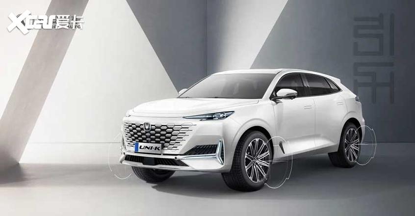 长安UNI-K官图发布 中型SUV/或11月首发