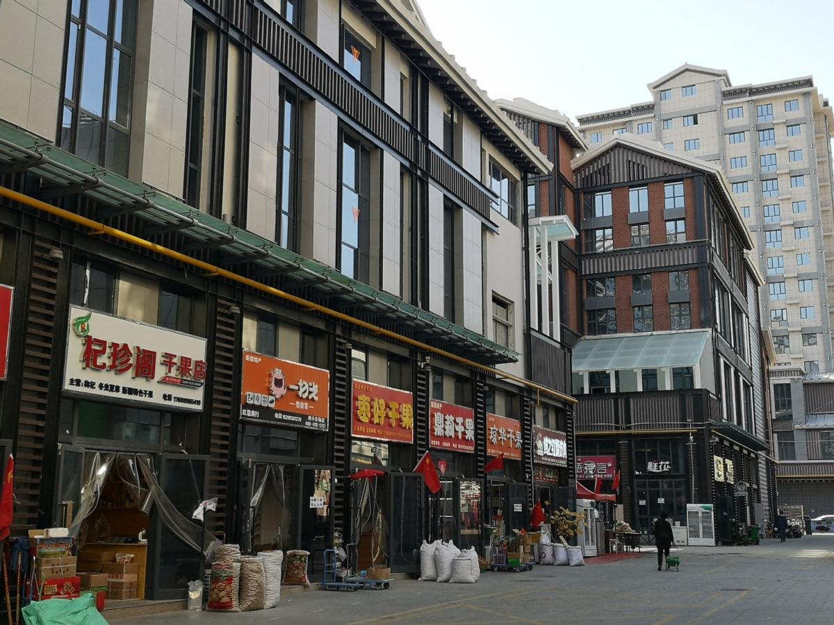 首批自治区级步行街改造提升试点名单公布  库尔勒市鸿丰大街坊入选
