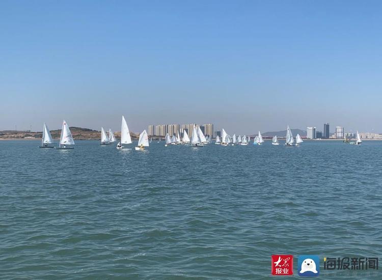 2020青岛市帆船俱乐部联赛在即墨打响