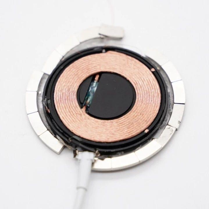 中惠智造推出MagSafe磁吸无线充电线圈模组,iPhone 12专用