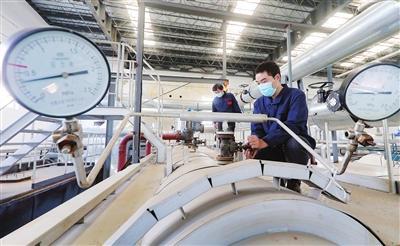 天津各供热系统开始点火启动 进入低温运行调试状态